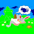 rabbit - luca, 4
